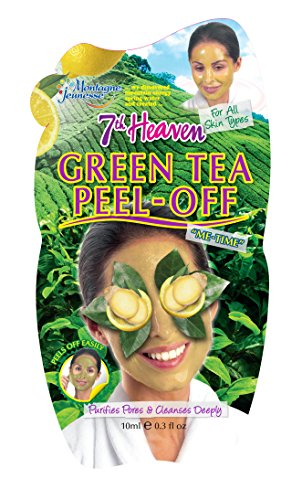 Montagne Jeunesse Green Tea Peel Off Masque