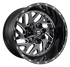 Fuel D58120209847 20x12 Triton 6x1356x5.5 NBL4.75 -43 106.4 Wheel