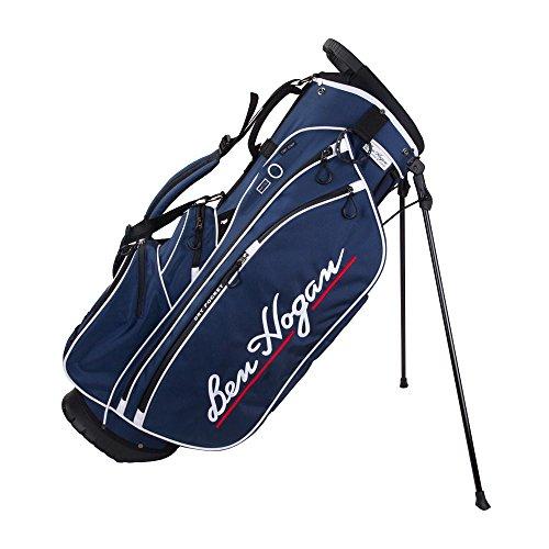 Ben Hogan Golf Bh-1 Stand Bag (Blue/White)