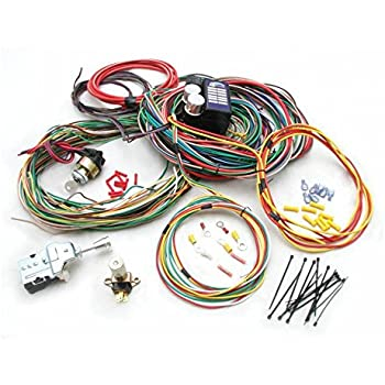keep it clean 10588 wire harness system pre 74. Black Bedroom Furniture Sets. Home Design Ideas