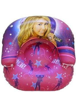 Linenideas Hannah Montana diseño de sillón Hinchable Rock ...