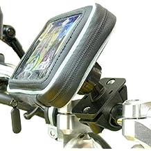 Waterproof Motorcycle Handlebar Mount for Garmin Nuvi 2519 2519LM (sku 31110)