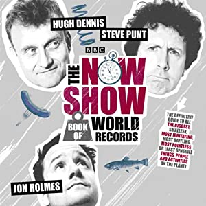 The Now Show Book of World Records Audiobook
