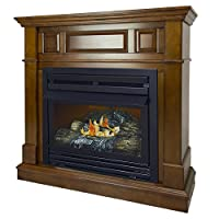 Pleasant Hearth VFF-PH26NG-2H1 42 in. Na...