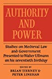 Authority and Power, Tierney, B., 1107404568