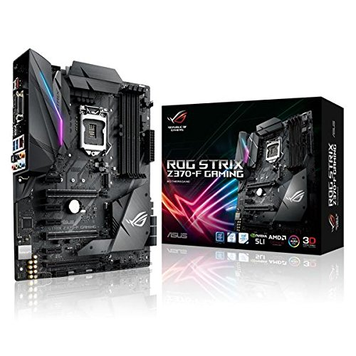 Asus 2 90MB0V50 M0EAY0 Placa Base Rog Strix Z370 F Gaming 1151 C Z370