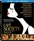 Cafe Society [Blu-ray + DVD + Digital HD]