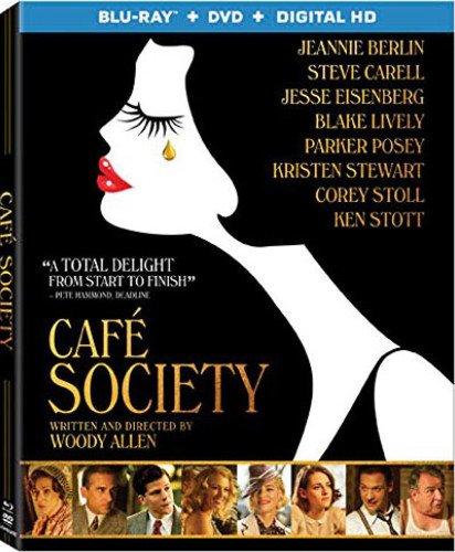 Blu-ray : Café Society (With DVD)
