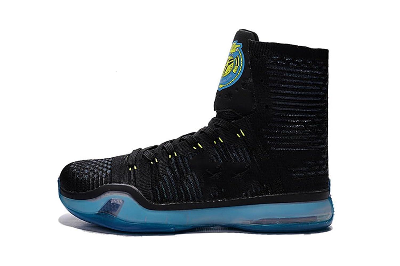 wholesale dealer 778d7 4e430 chic Mens Kobe IX High Krm Ext Qs Basketball Shoe