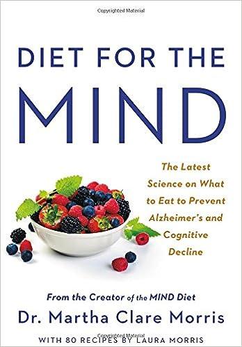 mind diet plan book