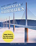 img - for Bundle: Cengage Advantage Books: Fundamentals of Mathematics, 10th + WebAssign Printed Access Card for Van Dyke/Rogers/Adams' Fundamentals of Mathematics, Single-Term book / textbook / text book