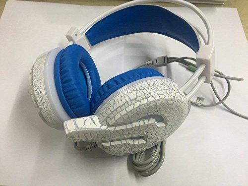 Sodoop Professional Gaming Headset Led Light Earphone Headph