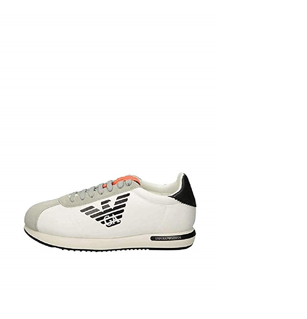Acquista Emporio Armani Sneakers con Lacci da Uomo 41M miglior prezzo offerta