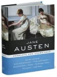 Jane Austen: Complete and Unabridged (Sense and Sensibility, Pride and Prejudice, Mansfield Park, Emma, Northanger Abbey, Persuasion, Lady Susan)