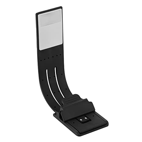 Ebook LightsSoonhua Grade Bookmark Usb 2 Led With Brightness Lights Book Lamp Reading Adjustable Rechargeable And Clip vfIYbm7y6g