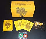 Pokemon SM Guardians Rising ELITE TRAINER Tapu-Koko (Yellow) Box Contents: GX Counter
