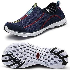Zhuanglin Women's Quick Drying Aqua Water Shoes
