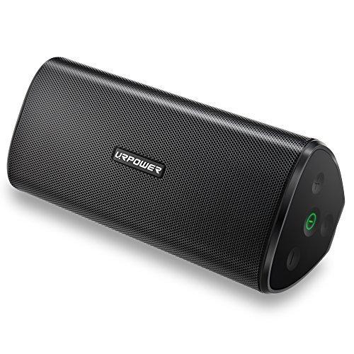 URPOWER Bluetooth Speakers IPX7 Waterproof Portable Wireless