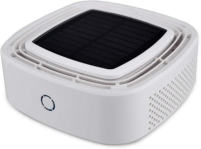 BAIYI Coche purificador de Aire purificador de Aire con filtros ...