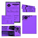 Neenah Astrobrights Premium Color Paper, 24 lb, 8.5