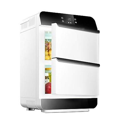 Mini refrigerador para el automóvil, congelador pequeño de Uso ...