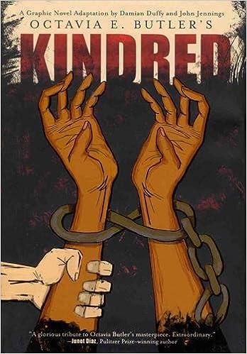 Image result for kindred graphic novel