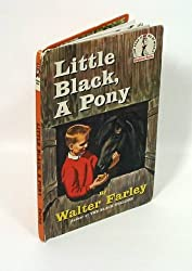 Little Black, A Pony (Black Stallion Literacy Project)