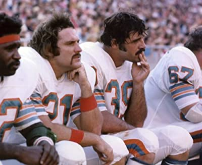 Mercury Morris-jim Kiick-larry Csonka Miami Dolphins 8x10 Sports Action Photo (a)