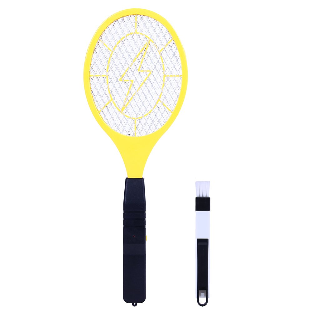 ValueHall Safety Electric Mosquito Zapper Fly Swatter Bug Zapper Pest Control Perfect for Indoor and Outdoor V7022-2