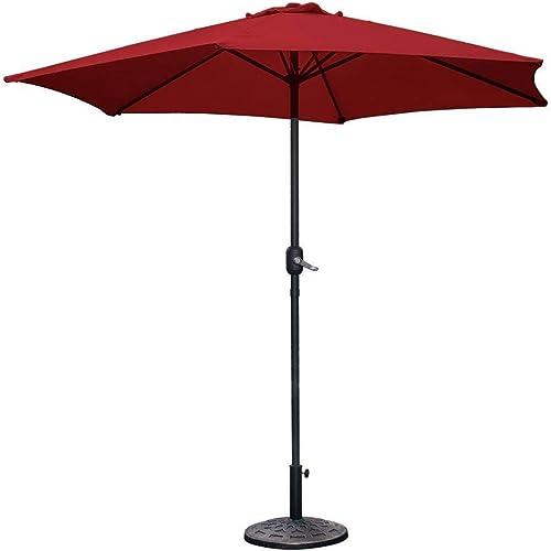 Westbay 9 ft. Steel Umbrella