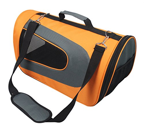 Soft-Sided Pet Travel Carrier Airline TSA Approved