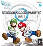 Mario Kart Wii (inkl. Wii Wheel - Lenkrad)