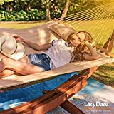 Lazy Daze 12 FT Double Quilted Fabric Hammock with