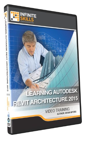 Learning Autodesk Revit Architecture 2015 - Training DVD by Infiniteskills