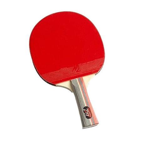 YUYAXQP PortátilRaqueta De Tenis De Mesa Ping Pong Asa Cómoda (Dos ...