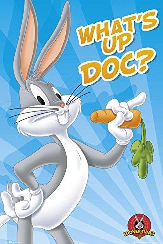 Looney Toones-Buggs Bunny Poster