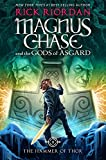 magnus chase and the gods of asgard book 2 the hammer of thor signed edition