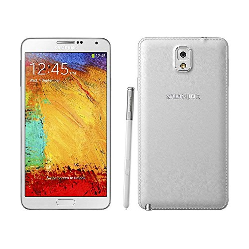 Samsung Galaxy Note 3 (SM-N900V) - 32GB Verizon + GSM Smartphone - White (Certified Refurbished)