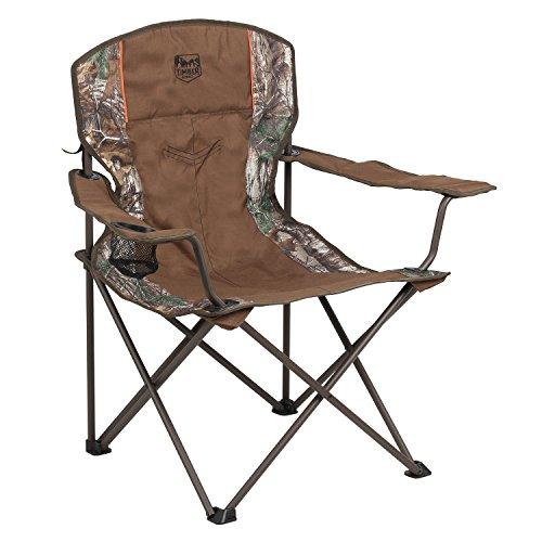 (Timber Ridge Salix Deer Folding Camp Chair, Camouflage)