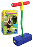 Toys : Click n' Play Foam Pogo Jumper - Makes Squeaky Sounds with Flashes LED Lights