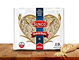 SUNCO Quick Oats 2 lbs (32 oz), Pack of 2