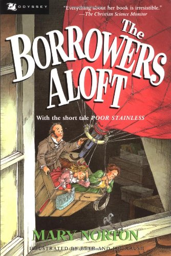 an article review on the borrower of Big adventure the borrowers is a terrific and fun family adventure movie it's a movie i wish i had seen when i was a child watching now, it still was a fun and highly entertaining film i can't.