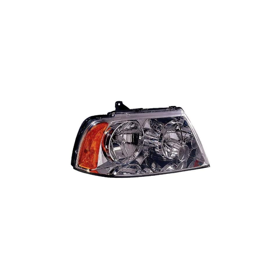 Depo 331 1189R ACN Lincoln Navigator Passenger Side Replacement Headlight Assembly