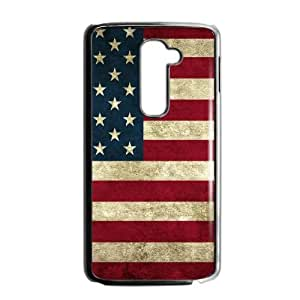 British flag LG G2 Cell Phone Case Black Nymsa