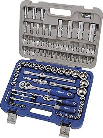 Irimo 129-101-4 Caja Herramientas Bh129-101-4, Azul, 87 X 390 X 286: Amazon.es: Bricolaje y herramientas