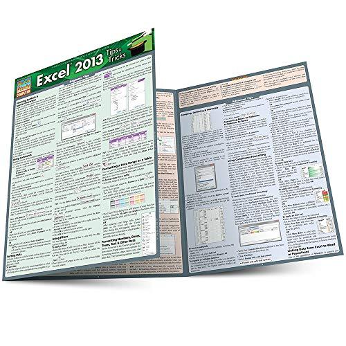Excel 2013 Tips & Tricks (Quick Study Computer)