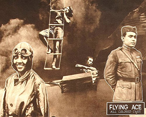 The Flying Ace Movie Poster or Canvas