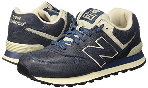 New 574 Pierre Hommes Chaussures Pour Balance bleu Bleu rgxUnwrq