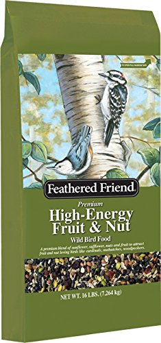 Feathered Friends High Energy Fruit and Nut Wild Bird Food 16 - Friends Feathered Bird Food