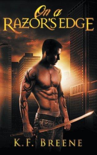 book cover of On a Razor\'s Edge